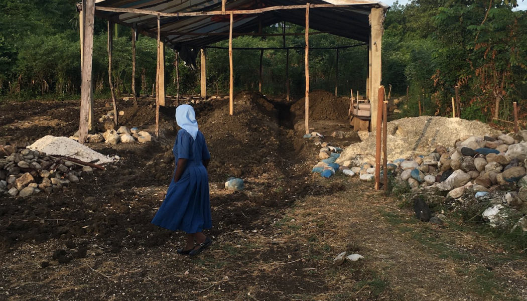 """""""Because Haiti,"""" and unraveling a Vatican mystery…"""