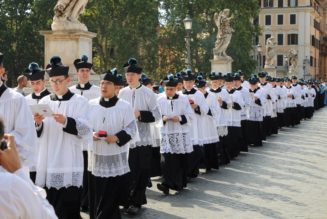 French archbishop says decision to expel FSSP was made in anticipation of new papal decree…