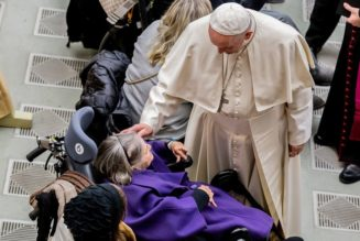 Pope Francis on Grandparents' Day: Elderly Are Not 'Leftovers From Life'…