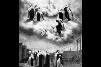 The French Revolution and the Carmelites of Compiègne…