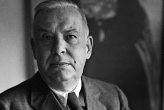 The strange conversion of Wallace Stevens…
