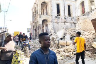 Catholic agencies seek help for Haiti as earthquake death toll rises and menacing storm approaches…