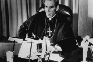 Fulton Sheen, episcopal politics, and our hollow world…