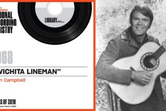 How Glen Campbell, Jimmy Webb and Carol Kaye came together to make 'Wichita Lineman' a Top 10 hit…