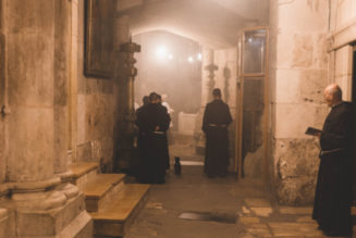 'Satan has no power here' — What I learned when I stumbled upon a Satanic pentagram hidden at the Church of the Holy Sepulchre …