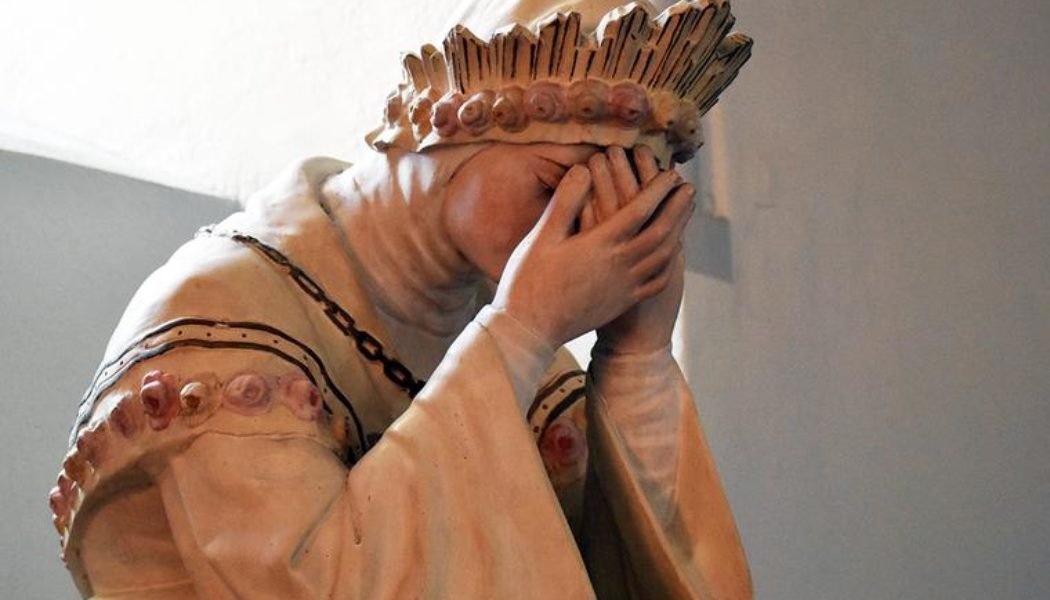 175 years ago, the Blessed Virgin Mary appeared at La Salette, and wept…