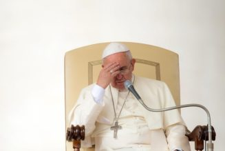 All talk: Has Pope Francis given up on getting something out of the China deal?