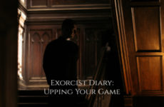 Being an exorcist is like flying an airplane. It is very safe, but mistakes can be deadly…..