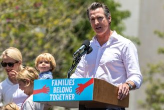 California governor Gavin Newsom moves to protect 'privacy' of minors who procure abortions…