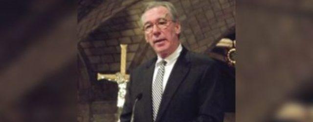Catholic University president John Garvey announces plans to step down…