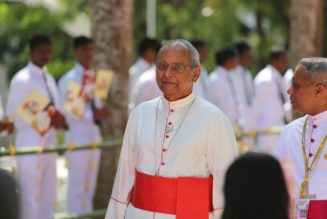 Colombo cardinal says Sri Lankan officials out to mislead Pope over probe into 2019 attacks…