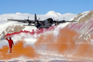 How airplanes conquered Antarctica…