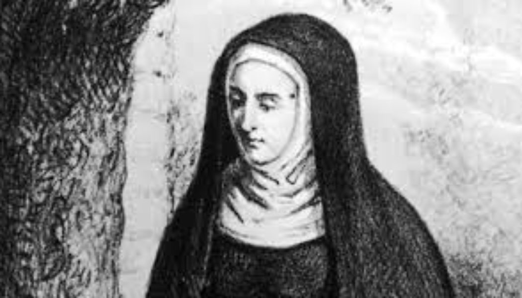 Sept. 17 is the feast day of St. Hildegard of Bingen…