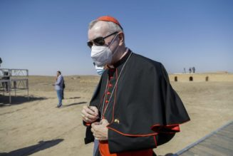 """Spin cycles surround Cardinal Parolin's """"correction"""" of Pope Francis…"""