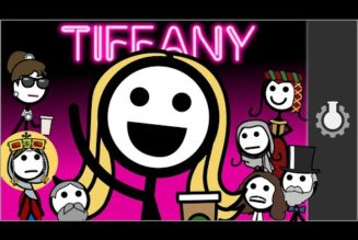 The tale of 'Tiffany'…