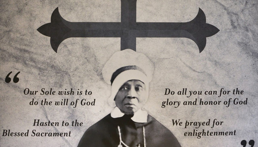 Who was the Servant of God Mother Mary Lange?