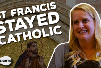 A Protestant discovers the real St. Francis of Assisi — a reformer who didn't try to start his own Church…