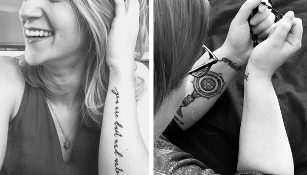 Catholic ink? Tattoos, piercings, and the pursuit of holiness…..