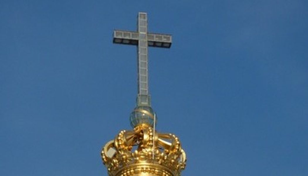 No Cross, No Crown — A homily for the the 29th Sunday of the Year…