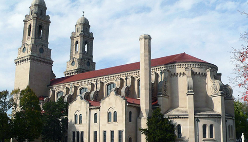 Omaha #2: Fr. Michael Gutgsell has been in the Catholic news before, as rector of the cathedral decorated with Buddha and Mary Poppins in 2016…