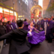Peru's 'Lord of Miracles' carried in massive five-hour procession from St. Patrick's Cathedral through the streets of New York City…