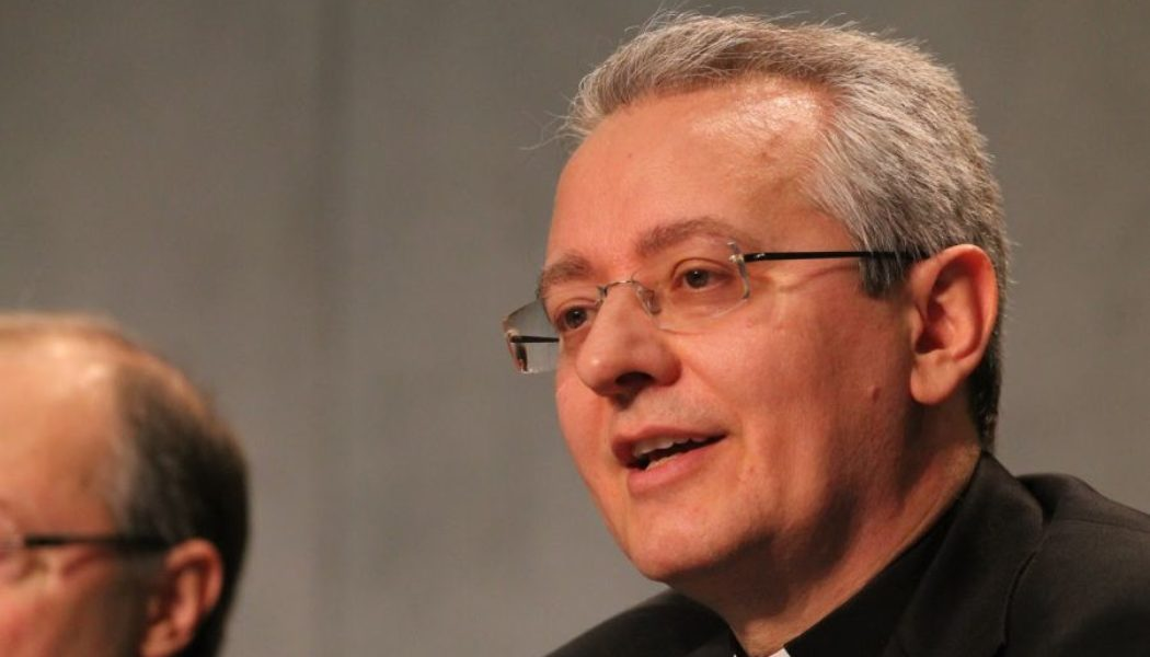 Pope Francis names Msgr. Diego Ravelli Master of Ceremonies for Vatican Papal Liturgies, replacing Msgr. Guido Marini …