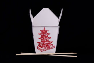 The Chinese takeout box is as American as baseball and apple pie…