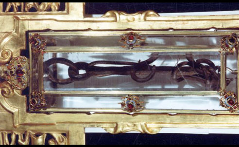 The Holy Nails: Relics of the Crucifixion?
