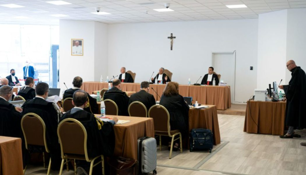 Vatican finance trial: Judges order prosecutors to re-do interrogations, hand over evidence…
