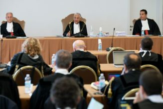 Vatican finance trial: Judges to rule whether to keep or scrap case in face of procedural missteps…